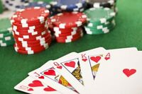 Looking for poker buddies. Play chips only.