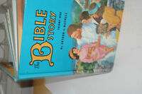 Bible Picture / Story Books.     By G.Ellen White
