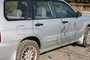 2003-Subaru Forester Gatineau Ottawa / Gatineau Area image 3