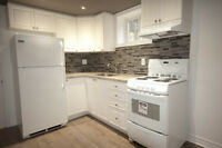 Renovated Bachelor unit near Seneca College