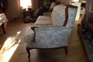 classic couch and chair