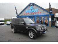 2014 LAND ROVER DISCOVERY 4 SDV6 HSE 3.0 DIESEL AUTO 7 SEATER 5 DOOR 4X4 4X4 DIE