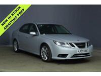 2009 SAAB 9-3 1.9 TID VECTOR SPORT 150 BHP SAT NAV | HEATED LEATHER | PARKING AI