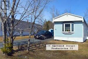 86 Eastwood Street Fredericton, New Brunswick