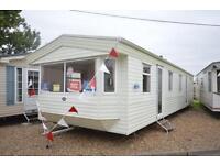 Static Caravan Steeple, Southminster Essex 2 Bedrooms 6 Berth ABI Brisbane 2002
