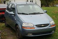 2008 Chevrolet Aveo Hatchback