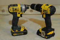Various Power Tools Starting from $50