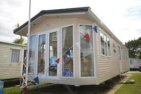 Static Caravan Hastings Sussex 2 Bedrooms 6 Berth BK Sheraton 2008 Coghurst Hall