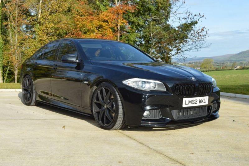 BMW SERIES D M SPORT D AUTO BHPM - 2012 bmw 550i m sport