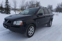 2004 Volvo XC90 T6 AWD SUNROOF LEATHER
