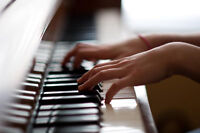 One Month of Piano Lessons for Only $36.00