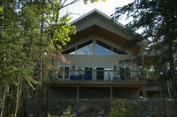 Private Sale Waterfront Home / Cottage - summer coming