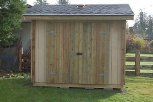 shed Campbell River Comox Valley Area image 1