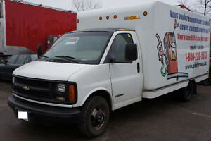 2000 Chevrolet Express G3500 Van 5.7L NO CVOR!