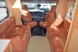 2008 ELDDIS AUTOQUEST 115 PEUGEOT BOXER 2.2 DIESEL 5 SPEED MANUAL 2 BERTH MOTOR