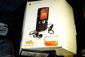 Sony Ericsson W810i Walkman