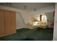 Large, Fully Furnished City Centre Studio Available Now