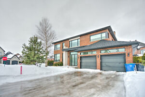 Open house!! Single house in Candiac for sale!$ 1299000