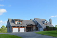 VIDEO    Executive Waterfront Home - 6 Acres  Quispamsis