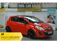 VAUXHALL CORSA 1.2 i 16v LIMITED EDITION 5dr LOW MILEAGE