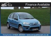 2007 Citroen C3 1.4i Cool 5dr 5 door Hatchback
