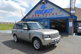 2011 LAND ROVER RANGE ROVER 4.4 TDV8 AUTOBIOGRAPHY AUTOMATIC DIESEL 5 DOOR 4X4 4