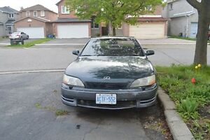 1993 Lexus ES 300 (selling as is)