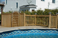 Decks and so much More...AlainReno for our Ottawa Area...