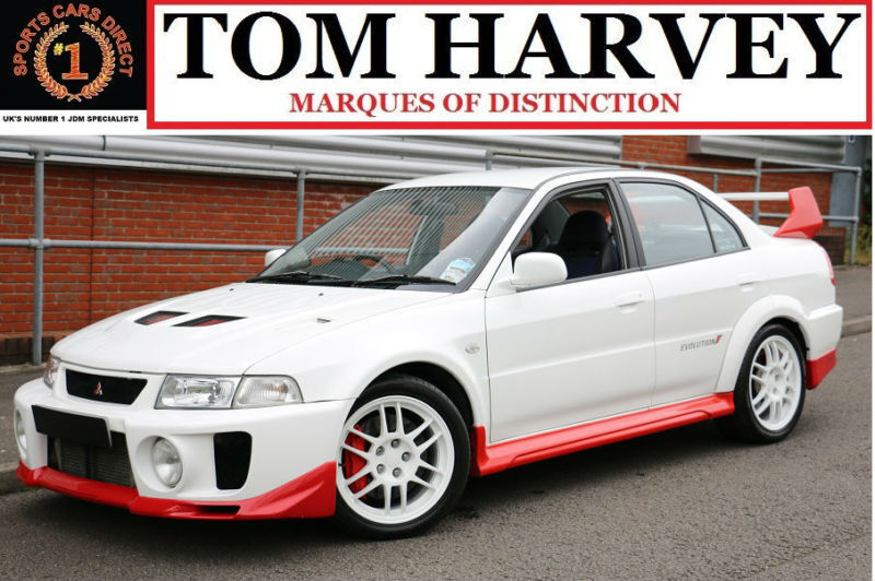 mitsubishi lancer evolution 5 6 limited edition the very rare evo 6 prototype in high. Black Bedroom Furniture Sets. Home Design Ideas