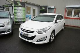 2012 HYUNDAI I40 CRDI STYLE BLUE DRIVE SUPERB CONDITION FOR MILES ESTATE DIESEL