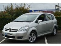 Toyota Verso 1.8 ( 127bhp ) MMT T3