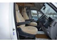 2008 BESSACARR E560 MOTORHOME FIAT DUCATO 3.0 DIESEL AUTOMATIC GEARBOX 160 BHP 4