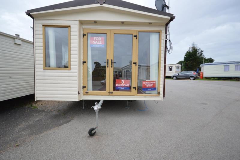 Static Caravan Nr Clacton-On-Sea Essex 3 Bedrooms 0 Berth ABI St David 2012