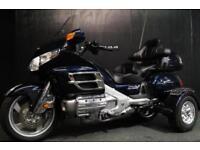 09/09 HONDA GOLDWING GL 1800 DELUXE KIT TRIKE ON/OFF 11,000 MILES