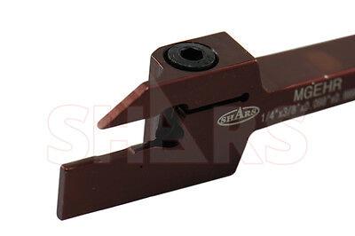 External Right Hand Cutoff Grooving Turning Tool Holder 14x38 Shank 2.50mm P