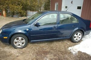 2003 VW Jetta for parts