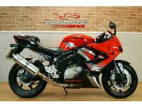 2011 11 HYOSUNG GT 650 R - FREE NATIONWIDE DELIVERY
