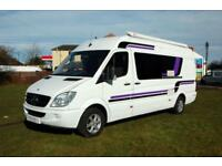 2012 Mercedes Sprinter 313 CDI Newly converted 3 berth motorhome low miles