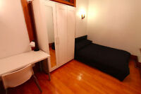 2 rooms available in 4bdr apartment near Laurier station!