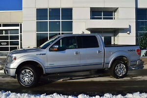 2013 Ford F-150 Platinum Pickup Truck