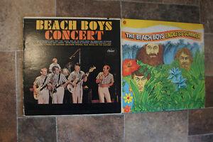 Beach Boys Vinyl Records