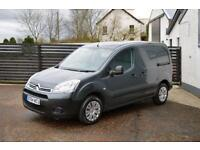 2015 CITROEN BERLINGO L1 H1 ENTERPRISE SHARK GREY FSH