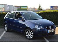 Volkswagen Polo 1.4 ( 80ps ) auto 2009MY SE