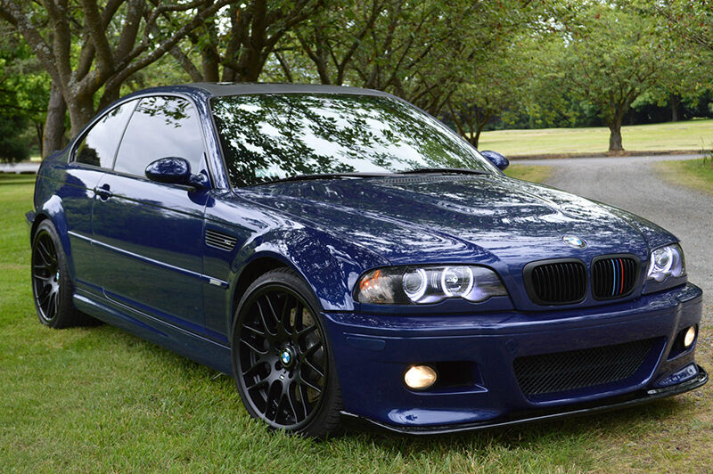 Your Guide to BMW E Series Angel Eyes