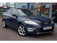 2013 FORD MONDEO 2.0 TDCi 140 Titanium Powershift Auto DAB and CRUISE
