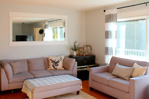 Stunning Fully Furnished Home for Rent Sept 1-Jan 1 (4 Months)
