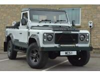 2010 Land Rover Defender 110 2.4 TDi Pick-Up 2dr