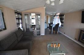Static Caravan Nr Fareham Hampshire 3 Bedrooms 8 Berth Willerby Meridian Lodge