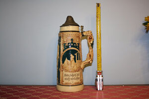 Antique Beer Stein Collections