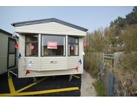 Static Caravan Dymchurch Kent 3 Bedrooms 8 Berth Willerby Herald Gold 2009 New